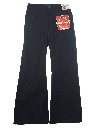 Unisex Navy Issue Bellbottom Jeans Pants