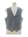 Mens Western Style Vest