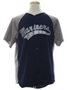 Mens Baseball Shirt