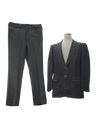 Mens Knit Suit