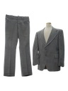 Mens Western Style Disco Suit