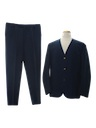 Mens Beatles Style Mod Suit
