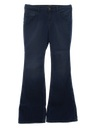 Womens Elephant Bellbottom Jeans Pants