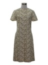 Womens Embroidered Dress