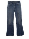 Mens Levis Flared Jeans Pants