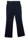Mens Western Flared Jeans Pants