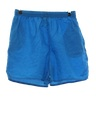 Mens Shiny Nylon Sport Shorts