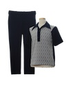 Mens Casual Sport Suit
