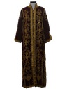 Womens Cocktail Hippie Coat Dress