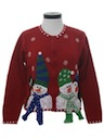 Unisex Ladies or Boys Ugly Christmas Sweater