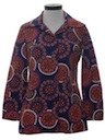 Womens Mod Hippie Shirt