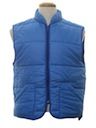 Unisex Totally 80s Ski Vest Jacket