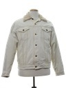 Mens Corduroy Denim Style Jacket