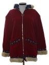 Womens Velvet Jacket