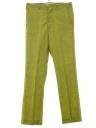 Mens Mod Stove Pipe Pants