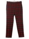 Mens Wool Pendleton Pants