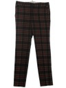 Mens Wool Golf Pants