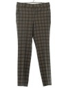 Mens Wool Leisure Pants