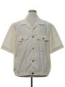 Mens Hippie Sport Shirt