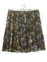 Womens Cat-tastic Skirt