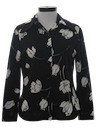Womens Polyester Shirt