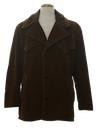 Mens Corduroy Coat Jacket