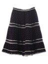 Womens Peasant Style Skirt