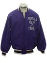 Mens Baseball Style Jacket