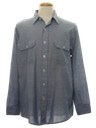 Mens Work Style Shirt