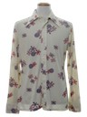 Mens Print Disco Shirt