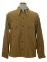 Mens Leisure Style Shirt Jacket
