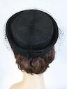 Womens Accessories - Pillbox Hat