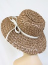 Womens Accessories - Wide Brim Straw Hat