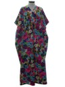 Womens Muumuu Dress