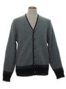 Mens Wool Sweater Jacket
