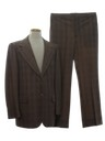 Mens Blazer Style Sport Coat Jacket & Slacks Suit