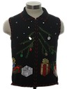 Unisex/Childs Ugly Christmas Sweater Vest