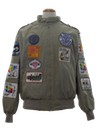 Mens Racing Style Jacket