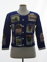 Womens Ugly Christmas Sweater