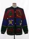 Unisex Bear-riffic Ugly Christmas Sweater