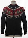 Womens Classic Style Ugly Christmas Sweater