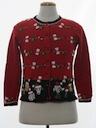 Womens Dog-gonnit Ugly Christmas Sweater