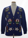 Unisex Ugly Christmas Cardigan Sweater
