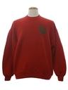 Unisex Vintage Phi Kappa Alpha Fraternity Ugly Christmas Sweatshirt