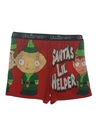 Mens Ugly Christmas Boxer Shorts to Wear With Your Sweater