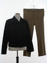 Mens Combo Leisure Suit