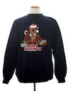 Unisex Bear-riffic Ugly Christmas Sweatshirt