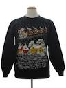 Mens Ugly Christmas Sweatshirt