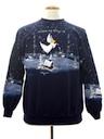Unisex Vintage Ugly Christmas Sweatshirt