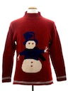 Unisex Mod Ugly Christmas Sweater